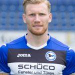 Andreas Vogelsammer, Fußballprofi 2. Bundesliga