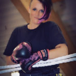 Svenja Reimers, Kickboxweltmeisterin