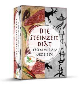 """BOX - die steinzeit-diät """"ESSEN WIE ZU URZEITEN"""""""